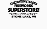 Celebration Station The Fireworks Superstore: 1/2 OFF $50 CERTIFICATE